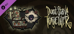 Don't Starve Together: Cottage Cache Chest logo