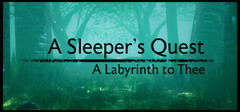 A Sleeper's Quest: A Labyrinth to Thee logo