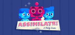 Asasimilate! (A Party Game) logo