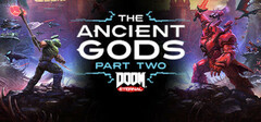 DOOM Eternal: The Ancient Gods - Part Two logo