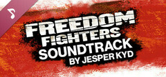 Freedom Fighters Soundtrack logo