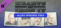 Hearts of Iron IV: Allied Speeches Music Pack logo