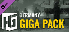 Heroes & Generals - Giga Pack (German faction) logo