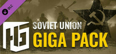 Heroes & Generals - Giga Pack (Soviet faction) logo