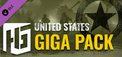 Heroes & Generals - Giga Pack (US faction) logo