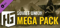 Heroes & Generals - Mega Pack (Soviet faction) logo
