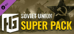 Heroes & Generals - Super Pack (Soviet faction) logo