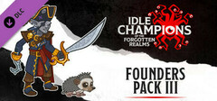 Idle Champions - Founder's Pack III logo