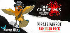 Idle Champions - Pirate Parrot Familiar Pack logo
