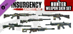 Insurgency: Sandstorm - Hunter Weapon Skin Set logo