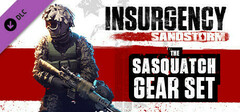 Insurgency: Sandstorm - Sasquatch Gear Set logo