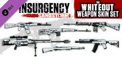 Insurgency: Sandstorm - Whiteout Weapon Skin Set logo