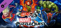 Marvel Puzzle Quest: Spidey Starter Pack logo