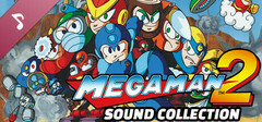 Mega Man 2 Sound Collection logo