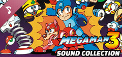 Mega Man 3 Sound Collection logo