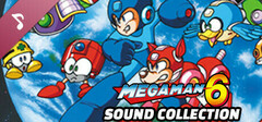 Mega Man 6 Sound Collection logo