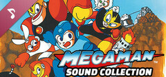 Mega Man Sound Collection logo