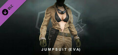 METAL GEAR SOLID V: THE PHANTOM PAIN - Jumpsuit (EVA) logo
