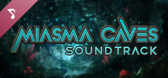 Miasma Caves Soundtrack logo