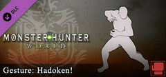 Monster Hunter: World - Gesture: Hadoken! logo