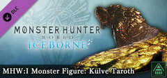 Monster Hunter World: Iceborne - MHW:I Monster Figure: Kulve Taroth logo