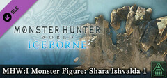 Monster Hunter World: Iceborne - MHW:I Monster Figure: Shara Ishvalda 1 logo