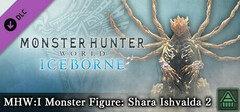 Monster Hunter World: Iceborne - MHW:I Monster Figure: Shara Ishvalda 2 logo