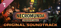 Necromunda: Underhive Wars - Original Soundtrack logo