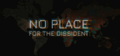 No Place for the Dissident logo