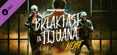 PAYDAY 2: Breakfast in Tijuana Heist logo