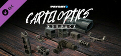 PAYDAY 2: Cartel Optics Mod Pack logo
