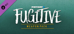 PAYDAY 2: Fugitive Weapon Pack logo