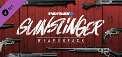 PAYDAY 2: Gunslinger Weapon Pack logo