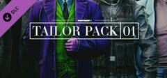 PAYDAY 2: Tailor Pack 1 logo