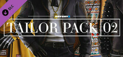 PAYDAY 2: Tailor Pack 2 logo