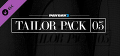 PAYDAY 2: Tailor Pack 3 logo