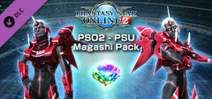 Phantasy Star Online 2 - Magashi Pack logo