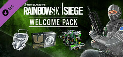 Rainbow Six Siege - Welcome Pack logo