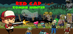 Red Cap Zombie Hunter logo