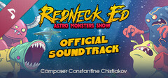 Redneck Ed: Astro Monsters Show – Official Soundtrack logo
