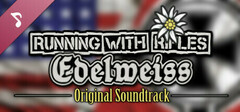 RUNNING WITH RIFLES: EDELWEISS Soundtrack logo