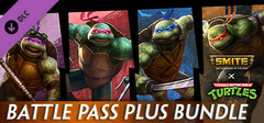 SMITE x TMNT Plus Bundle logo