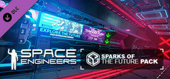 Space Engineers - Sparks of the Future logo