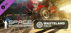 Space Engineers - Wasteland logo