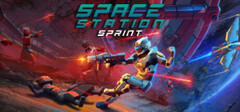 Space Station Sprint logo