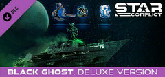 Star Conflict - Black Ghost (Deluxe Edition) logo