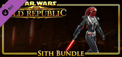 STAR WARS™: The Old Republic™ - Sith Bundles logo