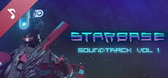 Starbase Soundtrack Vol. 1 logo