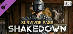 Survivor Pass: Shakedown logo