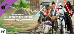 The Sims™ 4 Star Wars™: Journey to Batuu Game Pack logo